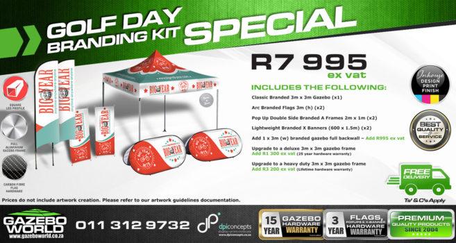 Golf-Day-Branding-Kit